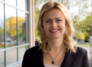 Sasha Aganova, MBA